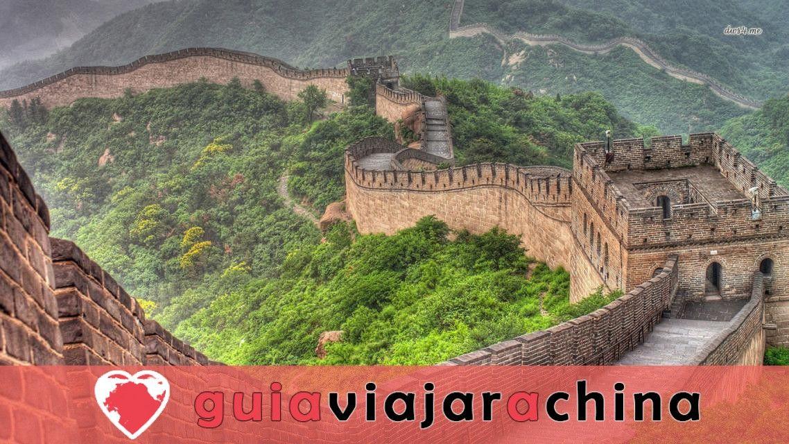 Cómo llegar a la Gran Muralla China desde Shanghai? (Guía de viaje)