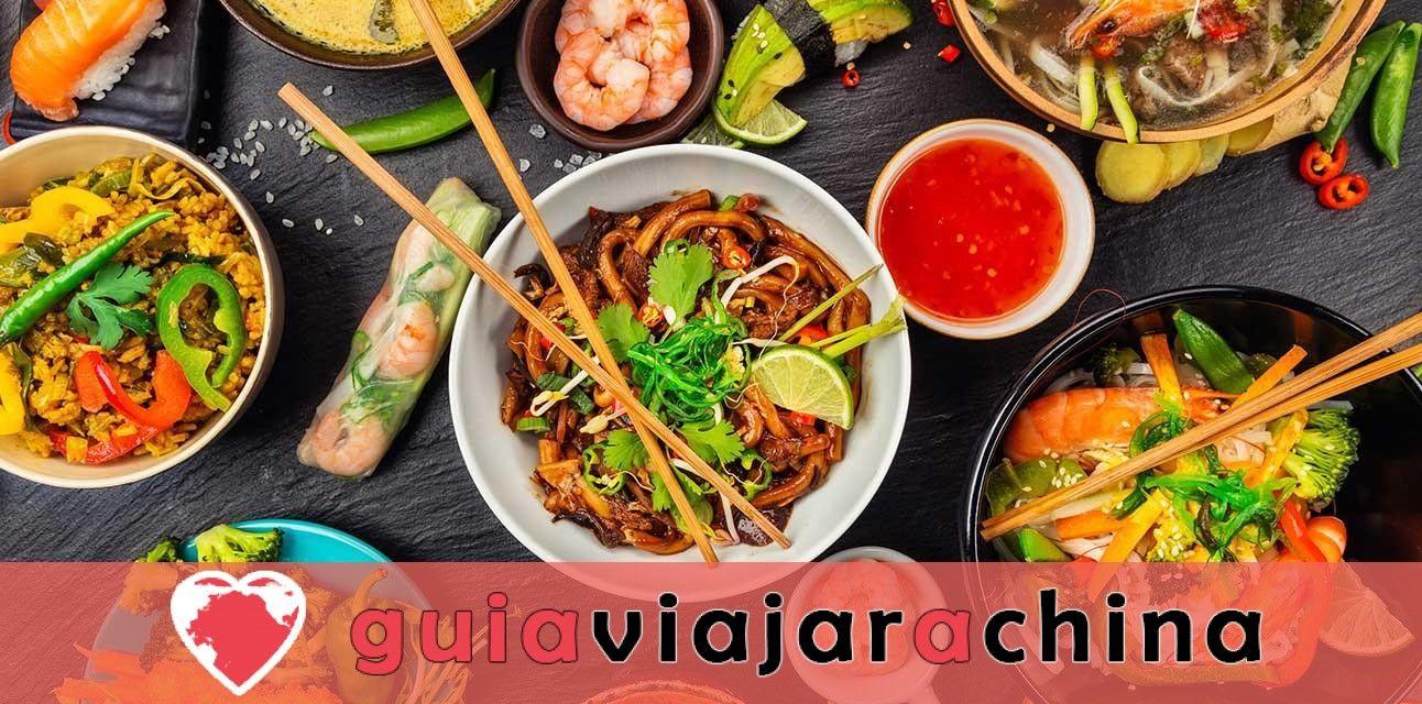 Cinco platos sabrosos imprescindibles (usted debe tenerlos en sus manos, durante la gira de Shanghai)