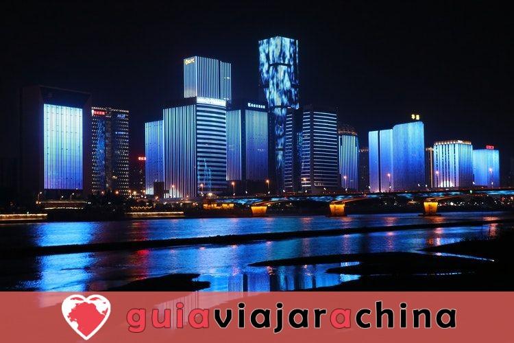 Cómo visitar las ciudades de la réplica de China 1