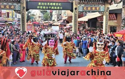 Mazu Culture and Tourism Festival