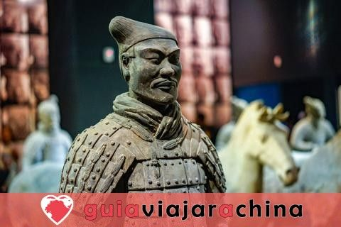Army of Terracotta Warriors and Horses