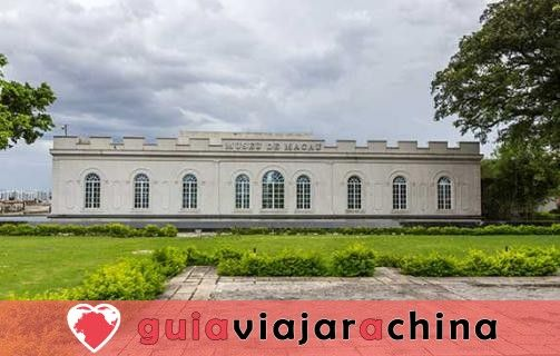 The Museum of Macau