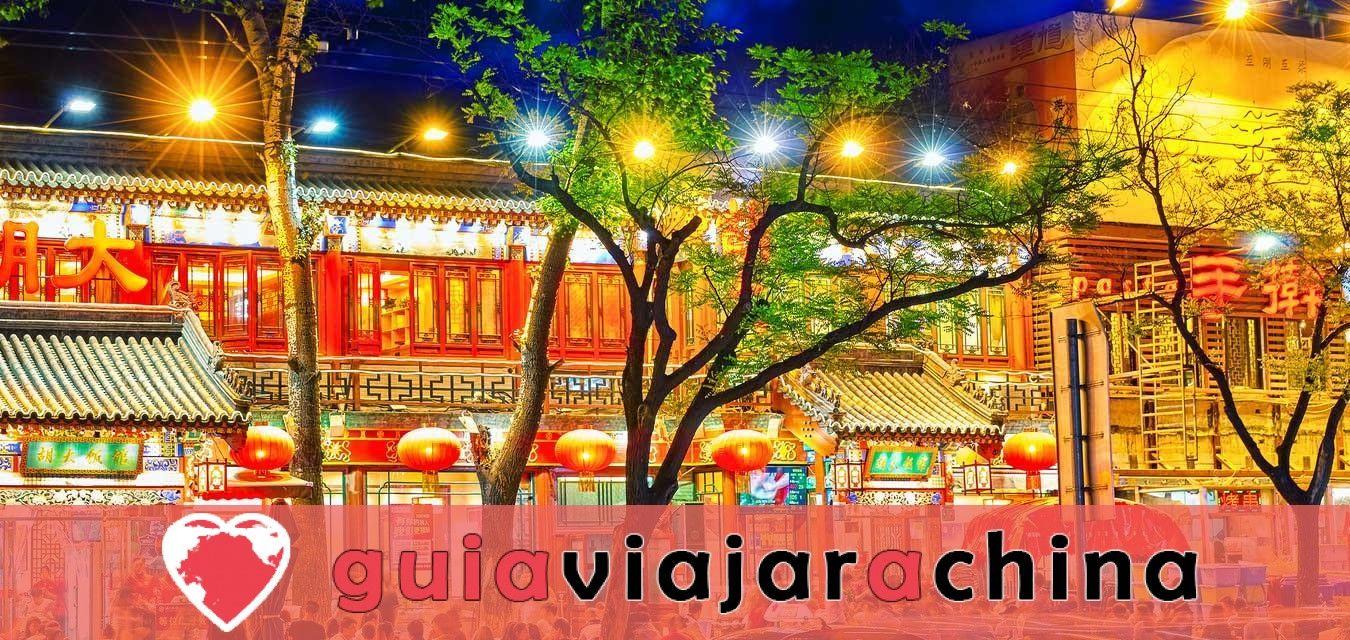 La vida nocturna de Pekín: una experiencia colorida para los entusiastas de los viajes