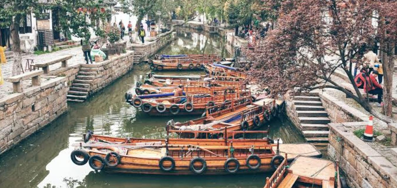6 hermosas ciudades en China