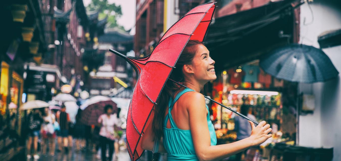 Siete cosas divertidas que hacer en el día de lluvia de Beijing