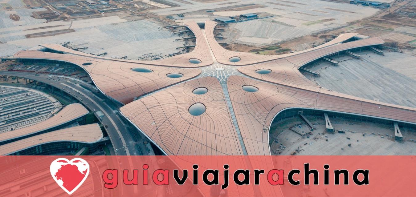 El nuevo aeropuerto de Pekín y la carrera de turismo de AI?