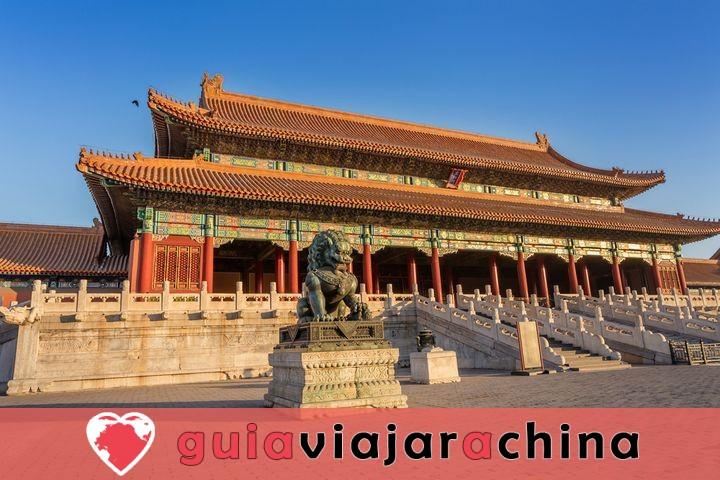 ¿Por qué todo el mundo debería visitar la Ciudad Prohibida de Beijing al menos una vez en la vida? 1