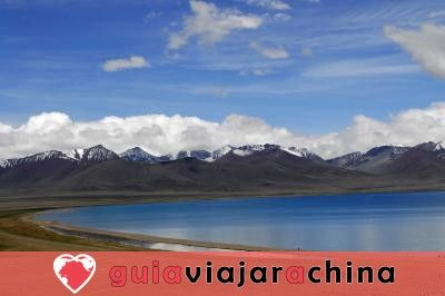 Heavenly Lake Namtso