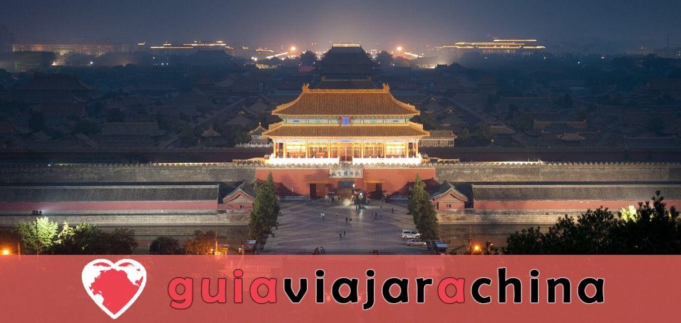 Los 7 lugares más importantes de Pekín