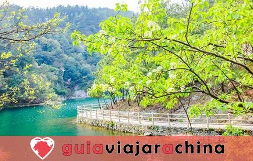 Huangpi Mulan Culture Ecological Tourism Area