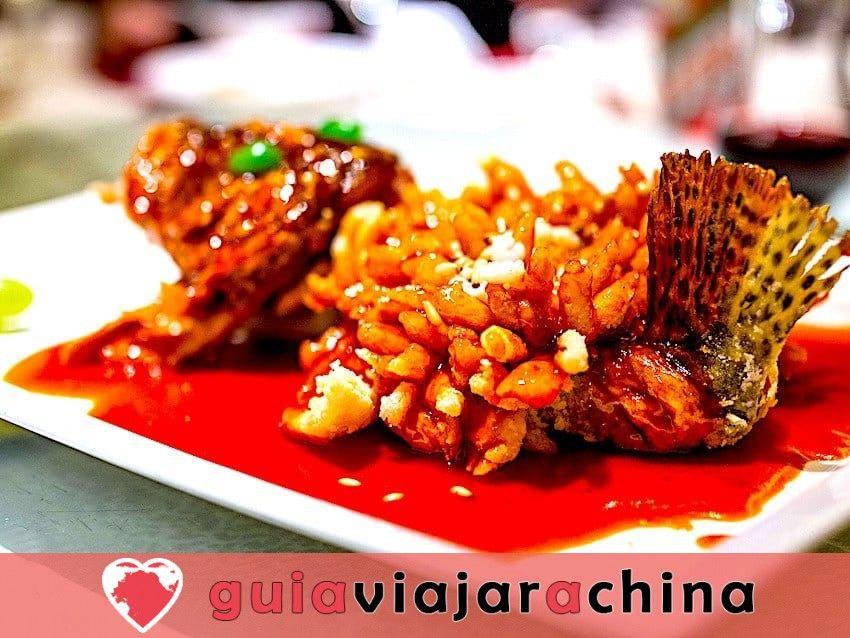 Cinco platos sabrosos imprescindibles (usted debe tenerlos en sus manos, durante la gira de Shanghai) 2