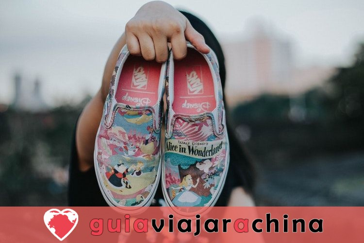 ¿Por qué los fashionistas y los adictos a las compras deben visitar China? 3