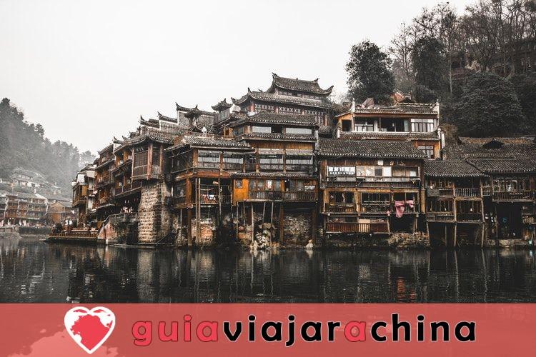 Cómo visitar las ciudades de la réplica de China 4