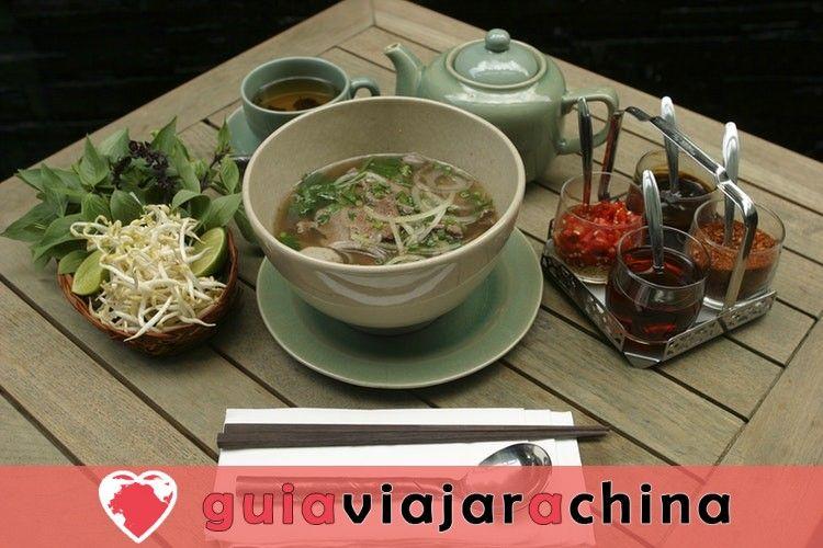 Cinco platos sabrosos imprescindibles (usted debe tenerlos en sus manos, durante la gira de Shanghai) 1