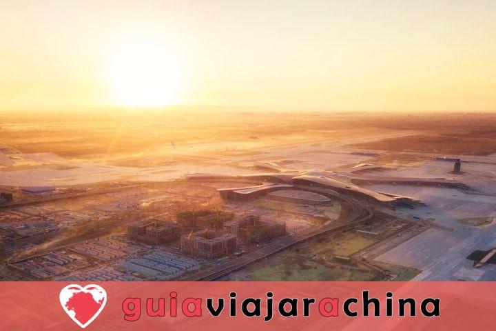 El nuevo aeropuerto de Pekín y la carrera de turismo de AI? 1
