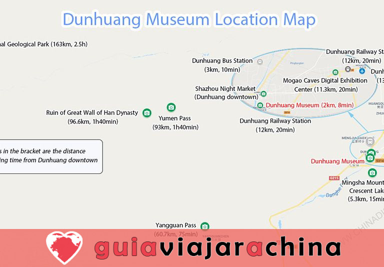 Museo de Dunhuang - Historia de Dunhuang y la Ruta de la Seda 5