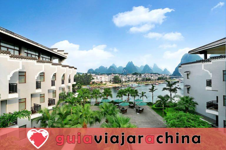 """West Street (Xijie) - Bienvenido a la """"Aldea Global"""" en Yangshuo, Guilin 6"""