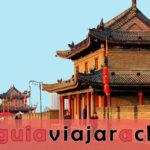 Muralla de la Ciudad Antigua de Xian (Cheng Qiang) - Muralla mejor conservada de China