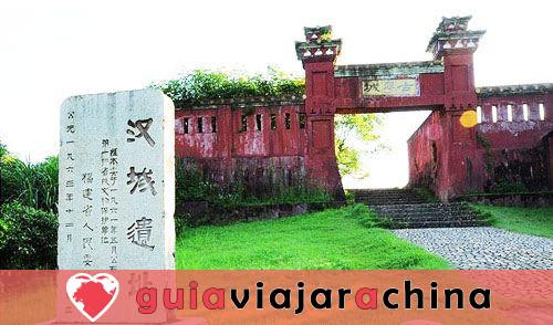 Montaña Wuyi (Wuyishan) - Paisaje pintoresco y la vieja cultura Fujian 3