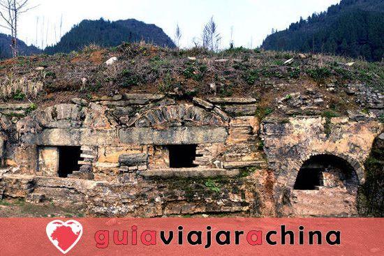 Yongshun Laosicheng Tusi Site - Restos de la antigua tribu 3