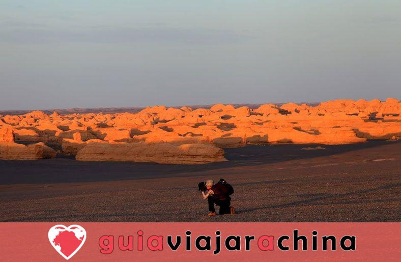 Parque Geológico Nacional de Yadan 4