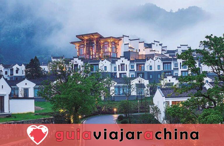 Lucun Village - Las mejores tallas de madera de China 11