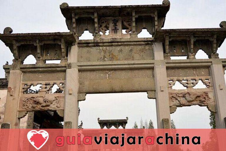 Arcos conmemorativos de Tangyue - El grupo de arcos más grande de China 2