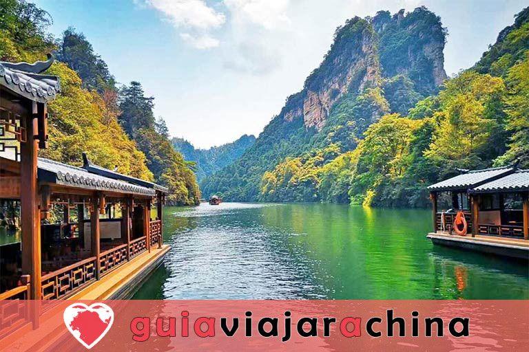 Lago Baofeng - el sueño del país de las hadas del lago Jasper 10