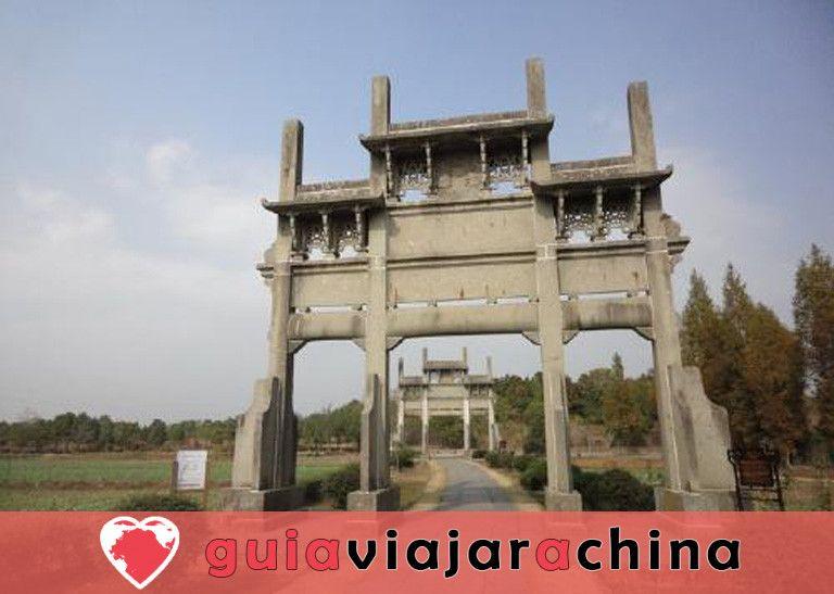 Arcos conmemorativos de Tangyue - El grupo de arcos más grande de China 7