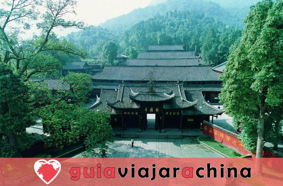 Monte Emei - Una de las cuatro grandes montañas budistas de China 5