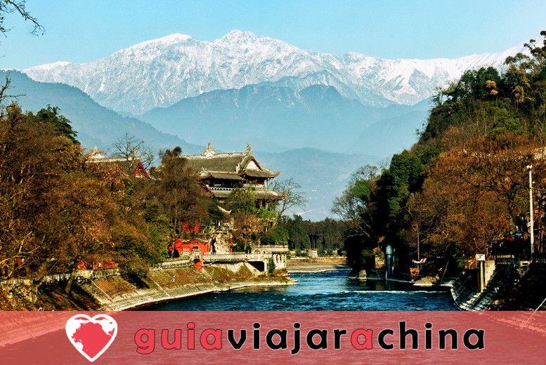 Valle del Panda de Dujiangyan 4