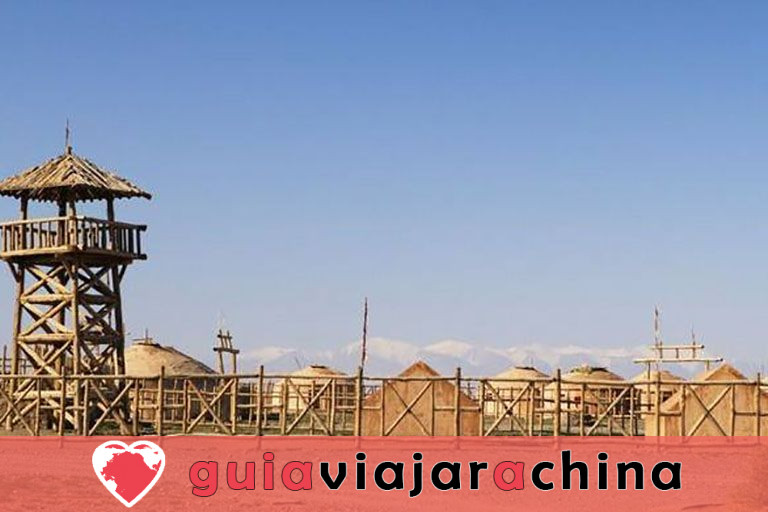 Paso de Yangguan - Puerta de las regiones occidentales y paso clave en la Ruta de la Seda del Sur 5