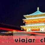 Campanario de Xian - Sitio icónico de la antigua capital Xian