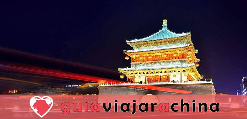 Campanario de Xian - Sitio icónico de la antigua capital Xian 1