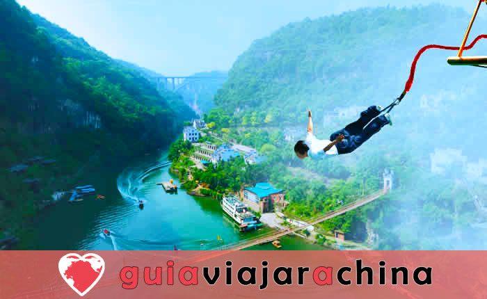 Tres Gargantas - pintoresco punto culminante del crucero por el río Yangtsé 9