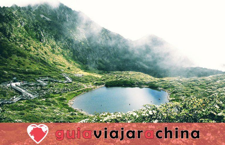 Montaña Cangshan 5