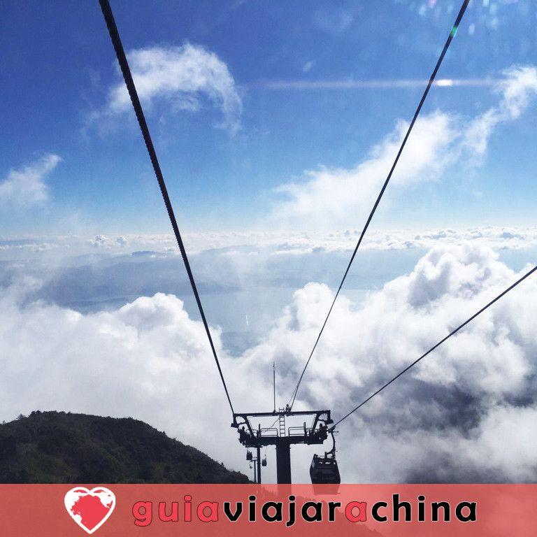 Montaña Cangshan 8