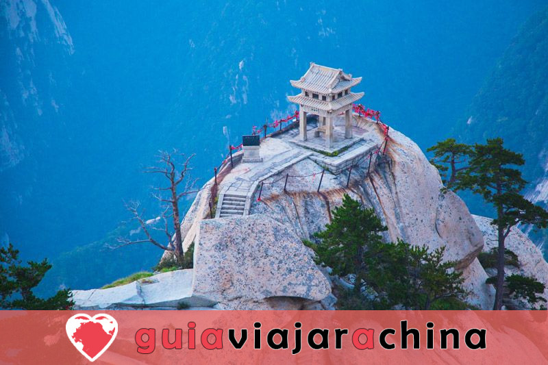 Monte Huashan - Desafía la ruta de senderismo más peligrosa del mundo 10
