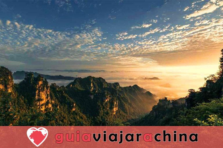 Yangjiajie - El paisaje más prístino del área escénica de Wulingyuan 3