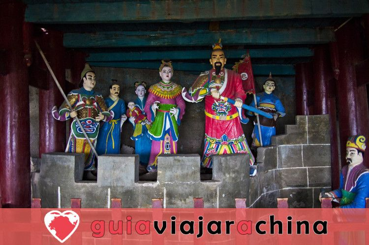 Pagoda Shibaozhai - Perla brillante en el río Yangtsé 4