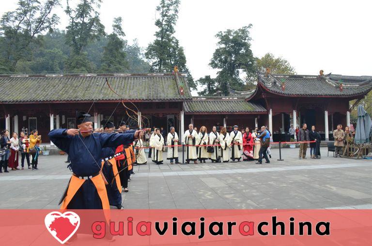 Templo de Dujiangyan Confucio 6