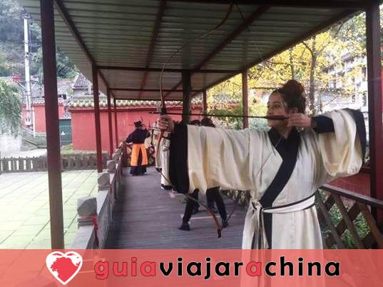 Templo de Dujiangyan Confucio 7