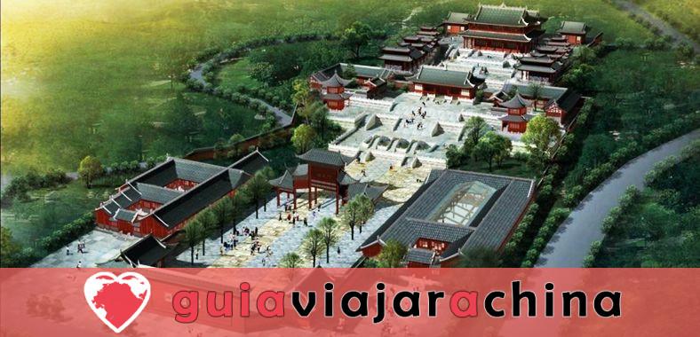 Templo de Dujiangyan Confucio 1
