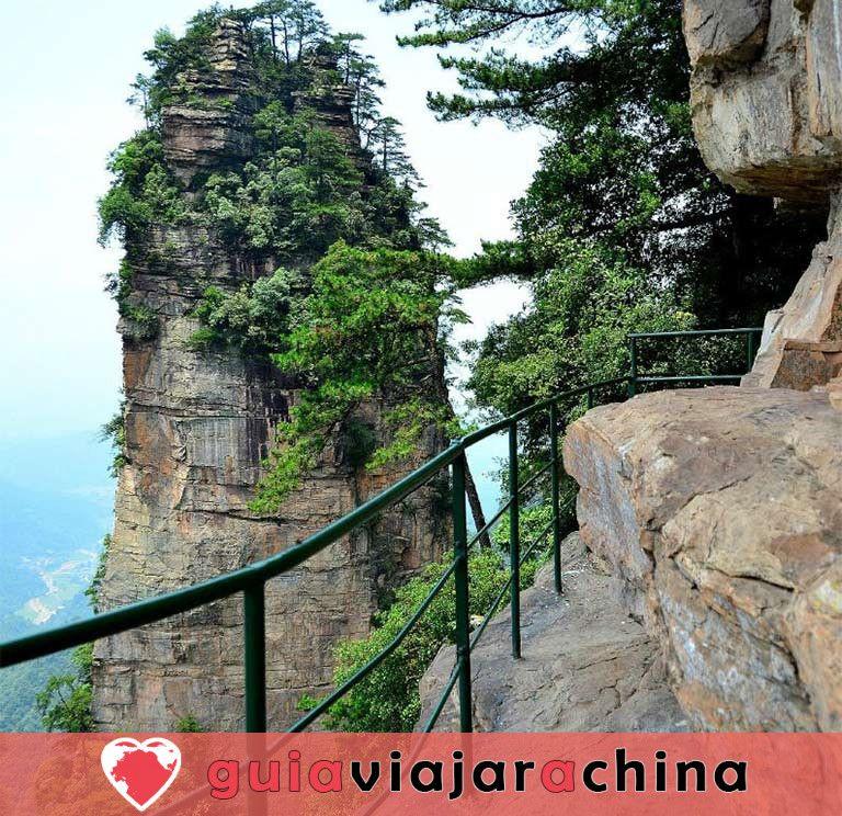 Yangjiajie - El paisaje más prístino del área escénica de Wulingyuan 5