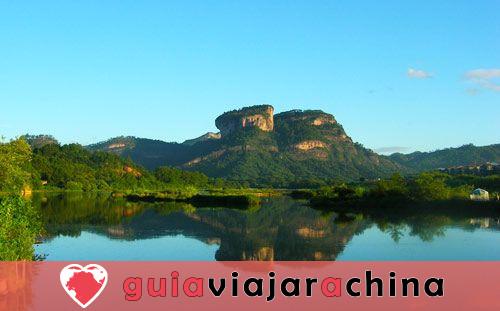 Montaña Wuyi (Wuyishan) - Paisaje pintoresco y la vieja cultura Fujian 9