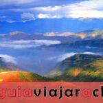 Tierra Roja de Dongchuan - Paleta Mágica de Dios