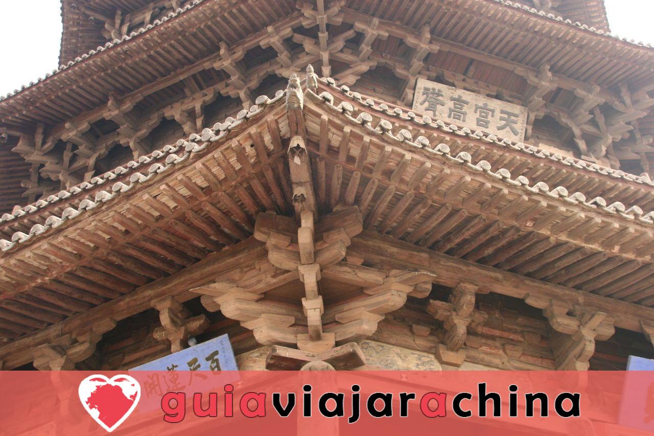 Pagoda de madera de Yingxian 3