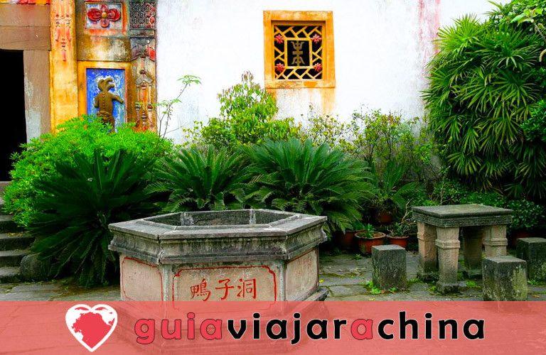 Pagoda Shibaozhai - Perla brillante en el río Yangtsé 6