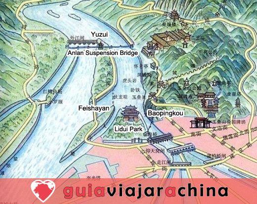 Sistema de irrigación de Dujiangyan 7
