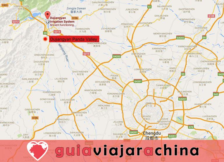 Valle del Panda de Dujiangyan 7